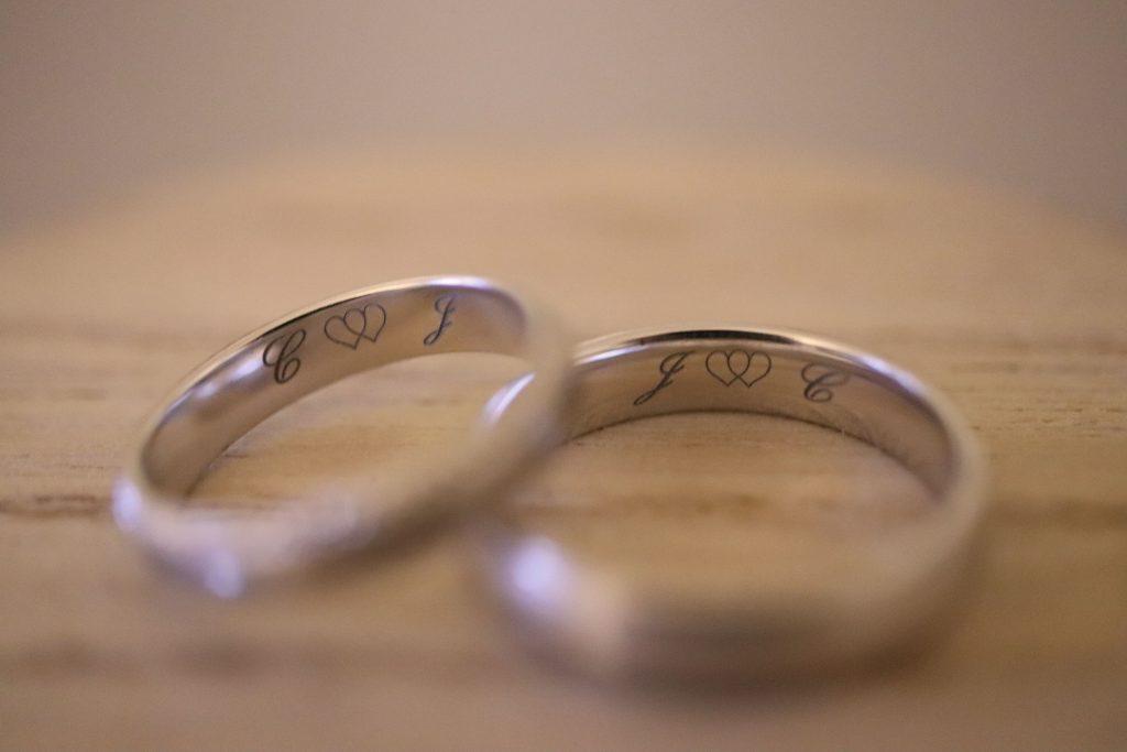 alliances, gravures, mariage, alliance