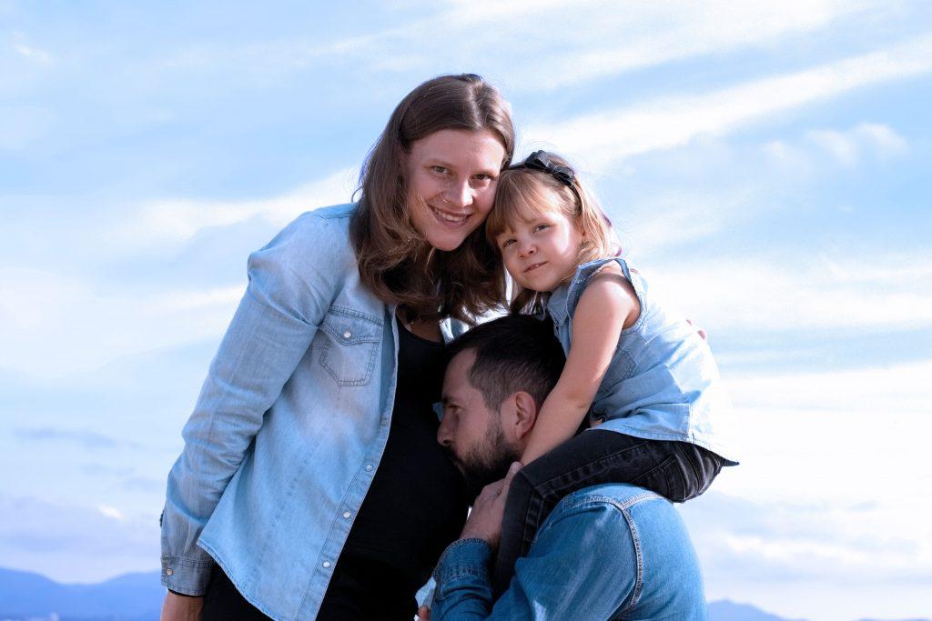 photographe grossesse var maternité