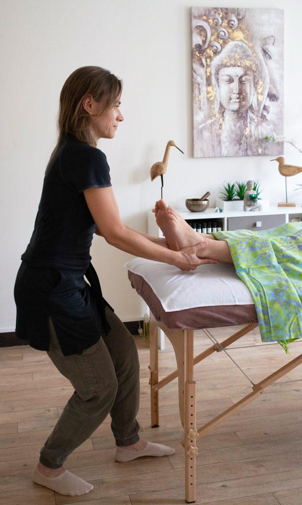 reportage masseusse