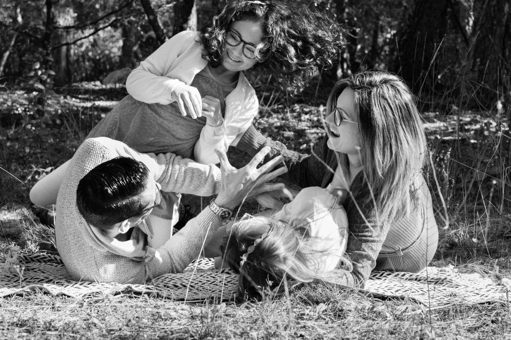 photographe famille lifestyle dans le var