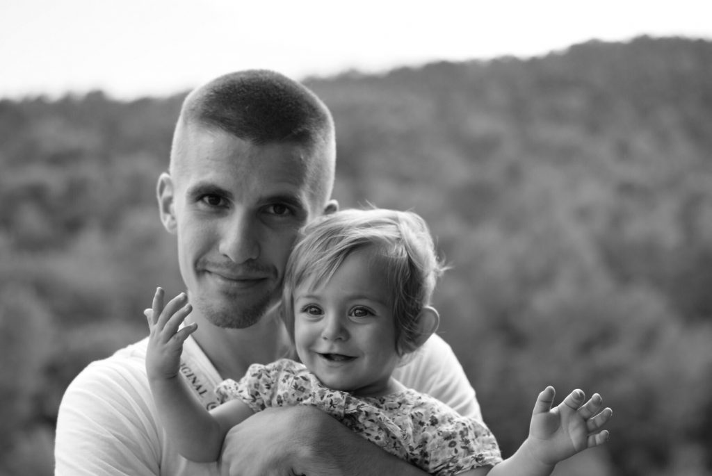 Shooting famille à Lorgues et aux alentours