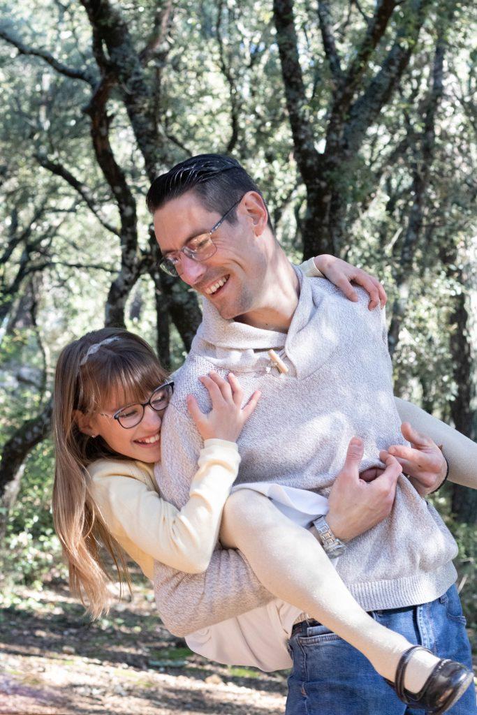 Shooting père et fille en paca